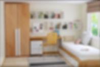 Study Room Design at Lotus panache, Noida