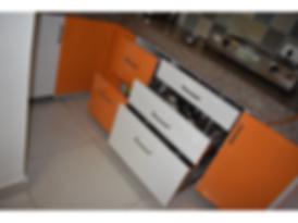 Modular Kitchen Drawer Cabinet design