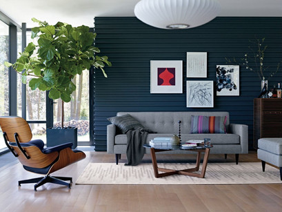 How Do You Know Which Accent Wall To Paint In A Home ?