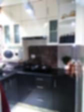 Small Modualr kitchen design