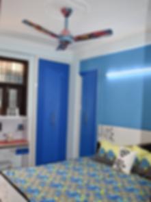 Kids Room Wardrobe & Mirror design