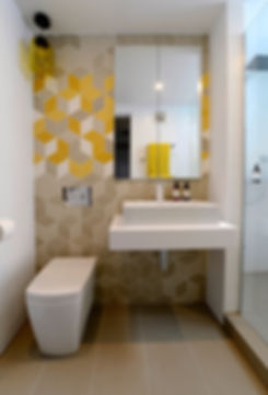 Bathroom design in New Delhi