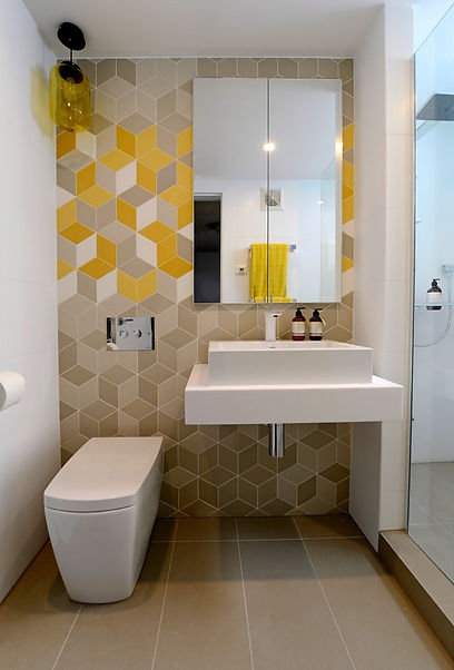 Bathroom design in New Delhi