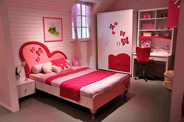 Theme interior Painting for kids