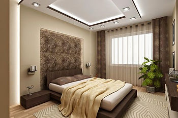 Full Interior work at Mahagun Maestro, Noida