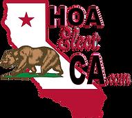 HOAElectCA.com Logo