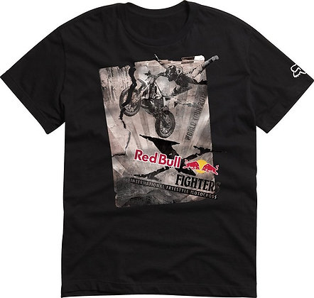 RED BULL X FIGHTERS POSTERIZE