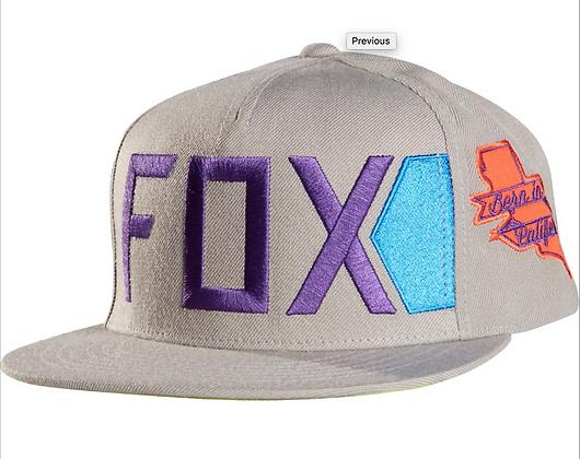 EXTROVERT SNAPBACK HAT