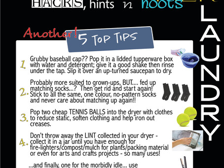 (Another) 5 Top Tips