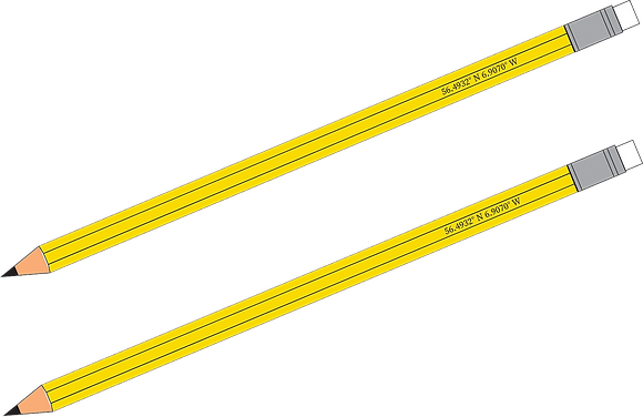 Pencils (set of two)