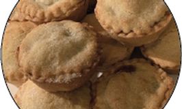 Yellow Hare Mince Pies