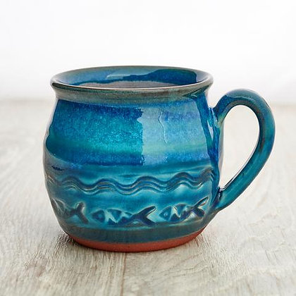 Coffee with Rupert Blamire Pottery