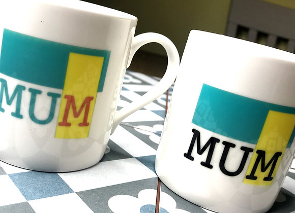 'Mum' mug