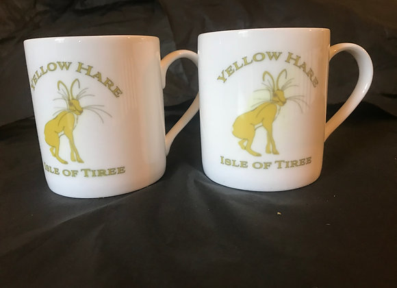 Yellow Hare Mug