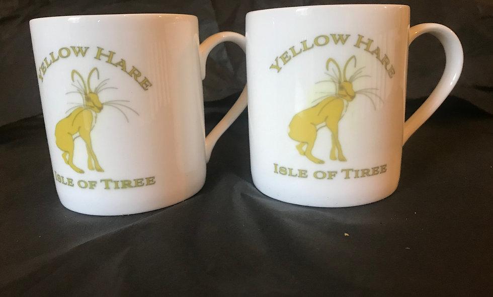 Yellow Hare Mug