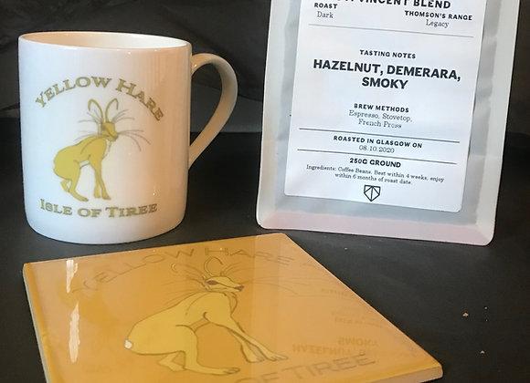 Yellow Hare Coffee Gift Set