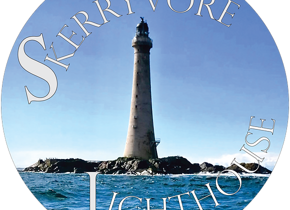 Skerryvore Lighthouse Chopping Board