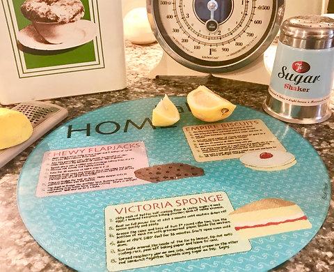 Recipe Chopping Board
