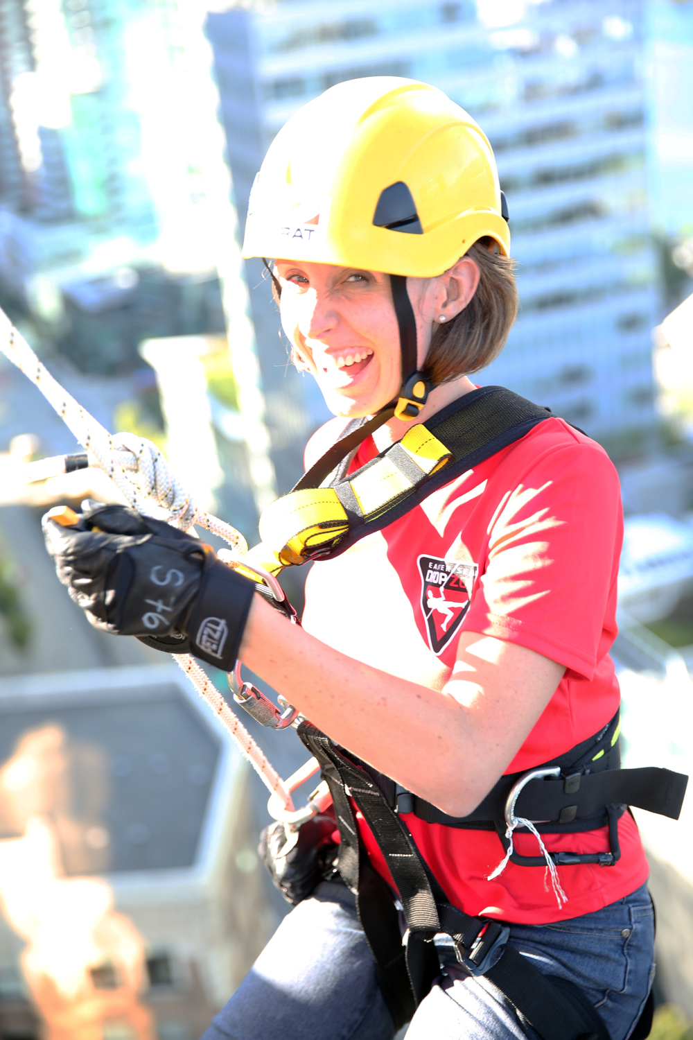 Easter Seals Drop Zone 2013