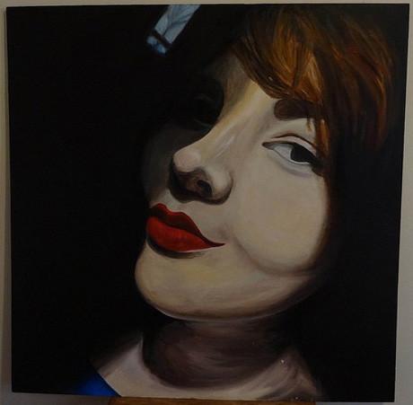 Smarmy Self Portrait
