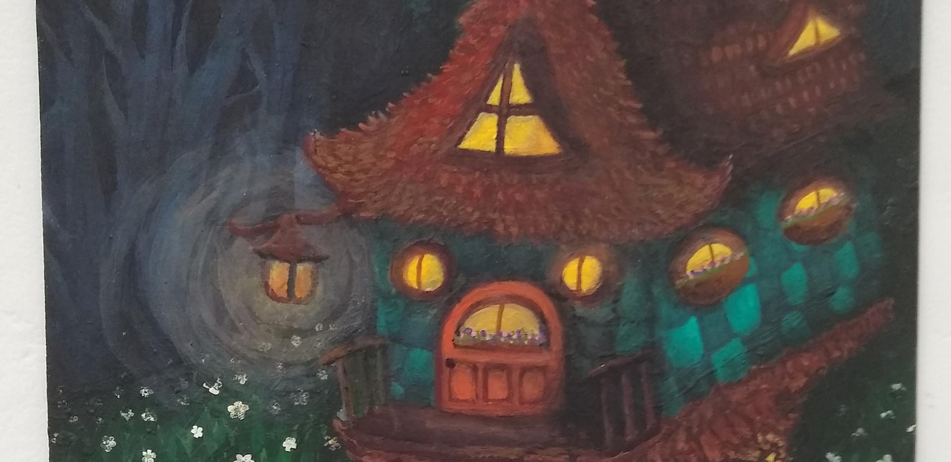 House of Baba Yaga