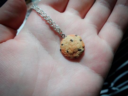 Cookie Necklace