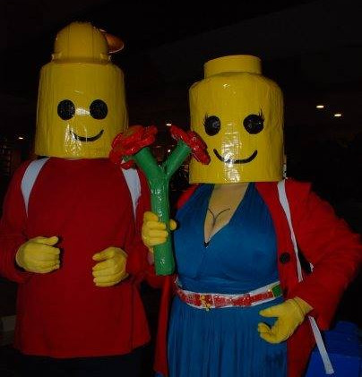 Lego Couple