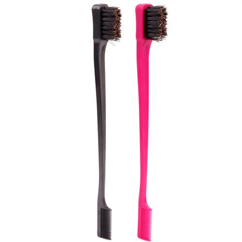 Double-Sided Gentle Edges Brush