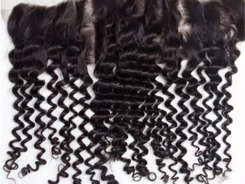 Caribbean Curl Frontal