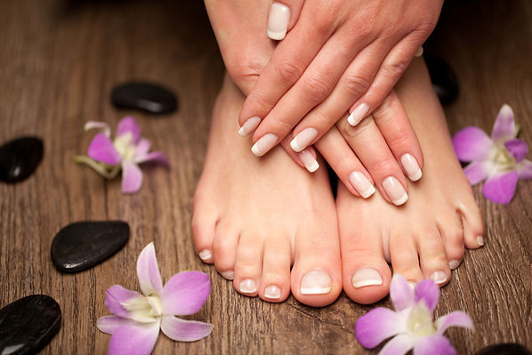 Manicure and pedicure is very important