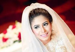 Glamarous Bride
