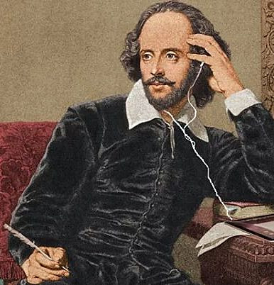 What did Shakespeare know about Mental Health?