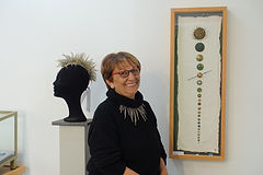 Katie Sankt Andra Exhibition Press Photo