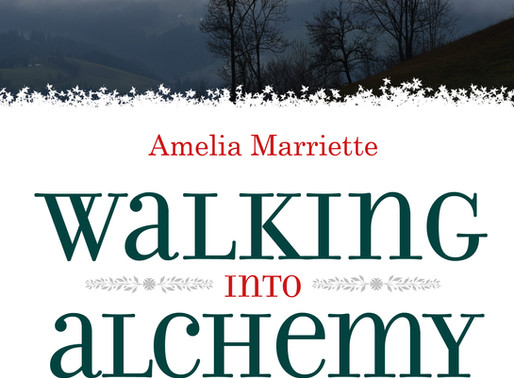 Walking into Alchemy - It's Finally Here!