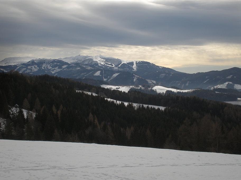 Moody Mountain Shot Austria image Amelia