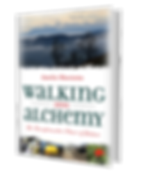 Walking into Alchemy Cover