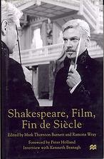 Shakespeare, Film, Fin de Siecle Boo.jpg Cover