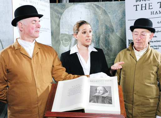 Is Shakespeare's First Folio really worth 10 Million Dollars in 2020?