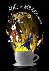 Alice in Wonderland Final Design High Re