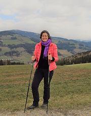 Amelia Marriette Walking large in Bad Sa