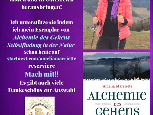 Alchemie des Gehens - startnext.com
