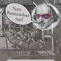 At last my comic play about Shakespeare