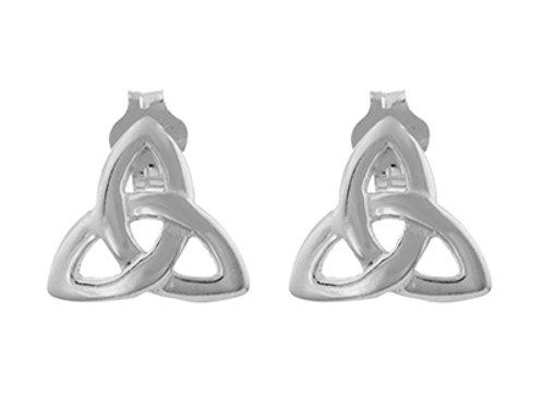 Sterling Silver Celtic Knot Studs