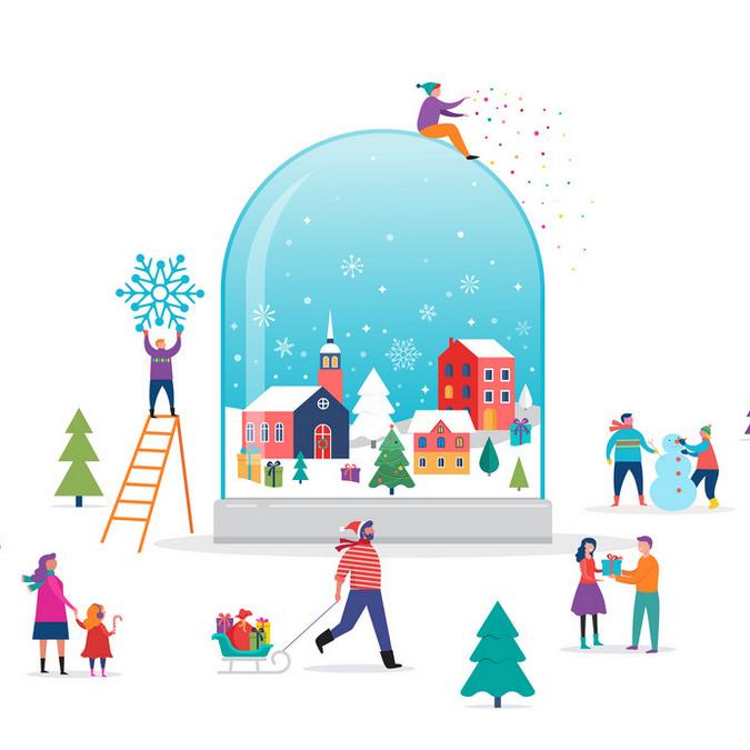 Enchanted Elf Holiday Market