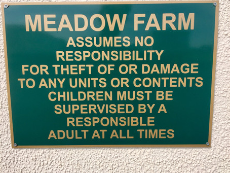 Please note it is your responsibility to supervise and take care of your child/children.  No feeding