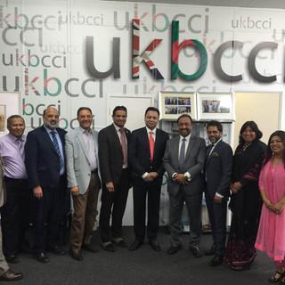 UKBCCI Board Meeting