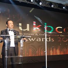 Bajloor Rashid MBE, President UKBCCI
