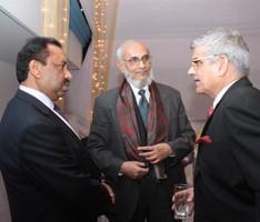 Bajloor with Abdul Muyeed Chowdhury OBE
