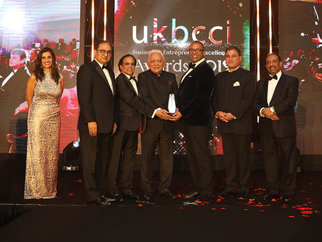 UKBCCI's flagship event brings recognition and reward to finalists