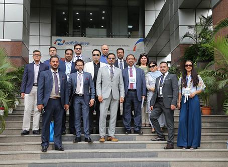 Bajloor leads trade tour to Bangladesh